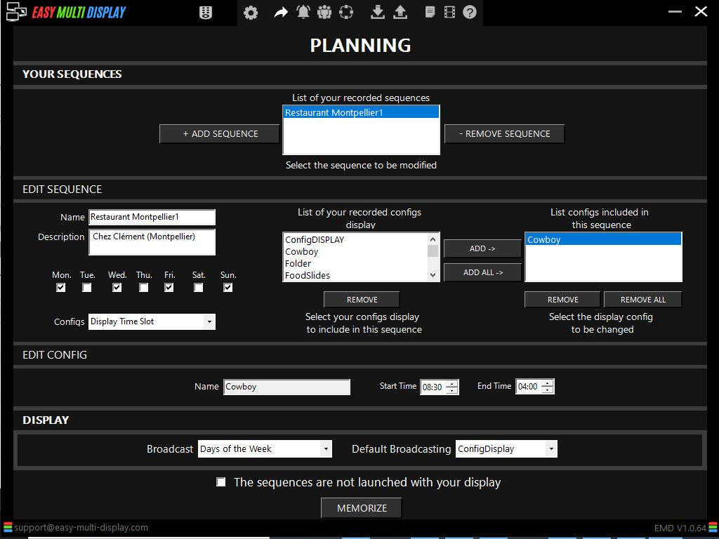 منصوبہ بندی کا اختیار