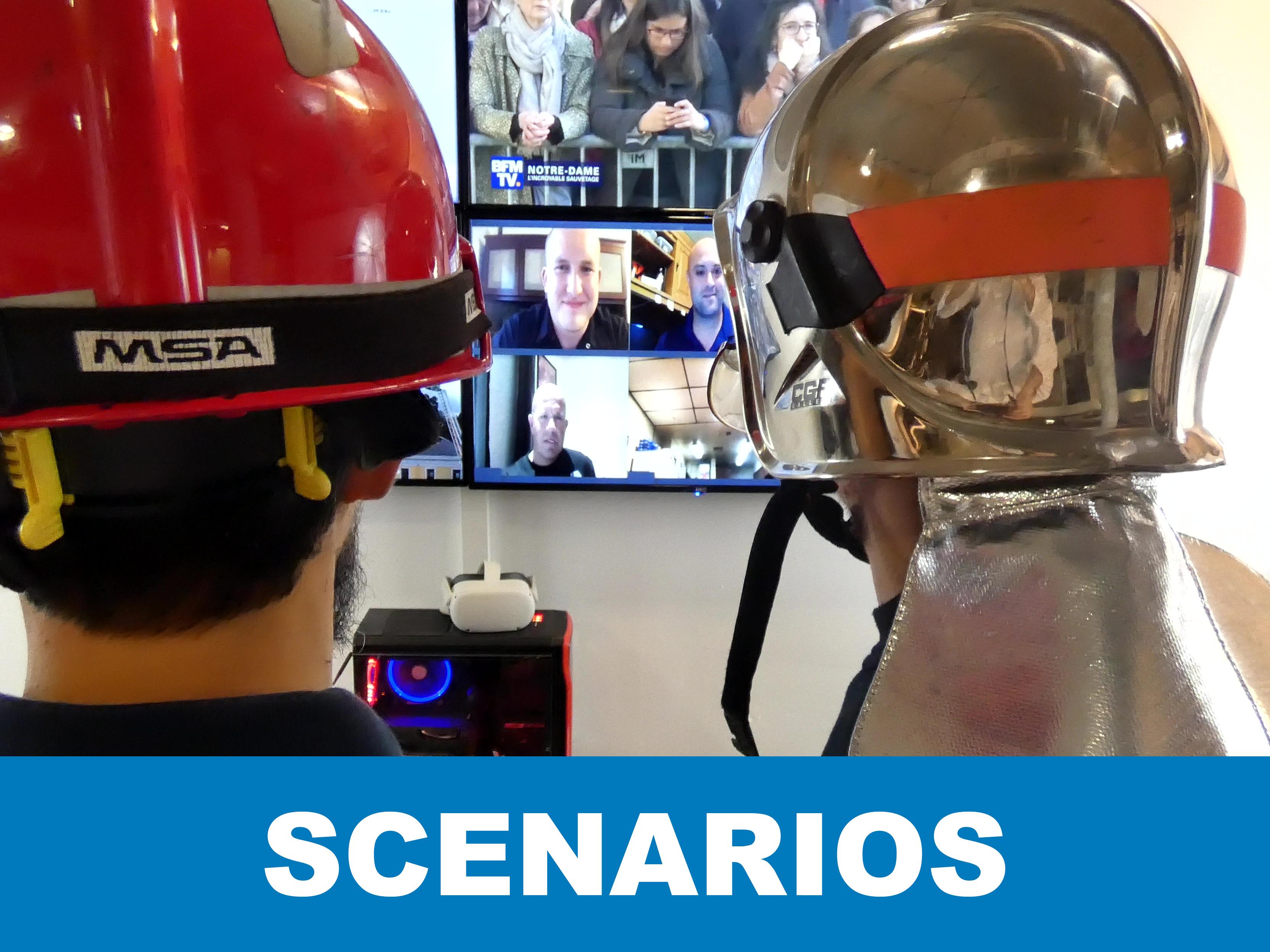 Scenarios Easy Multi Display