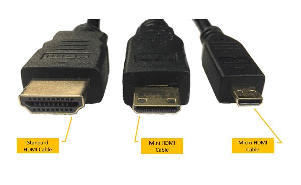 Béda jinis HDMI