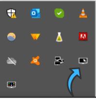 Icone minimize/maximize