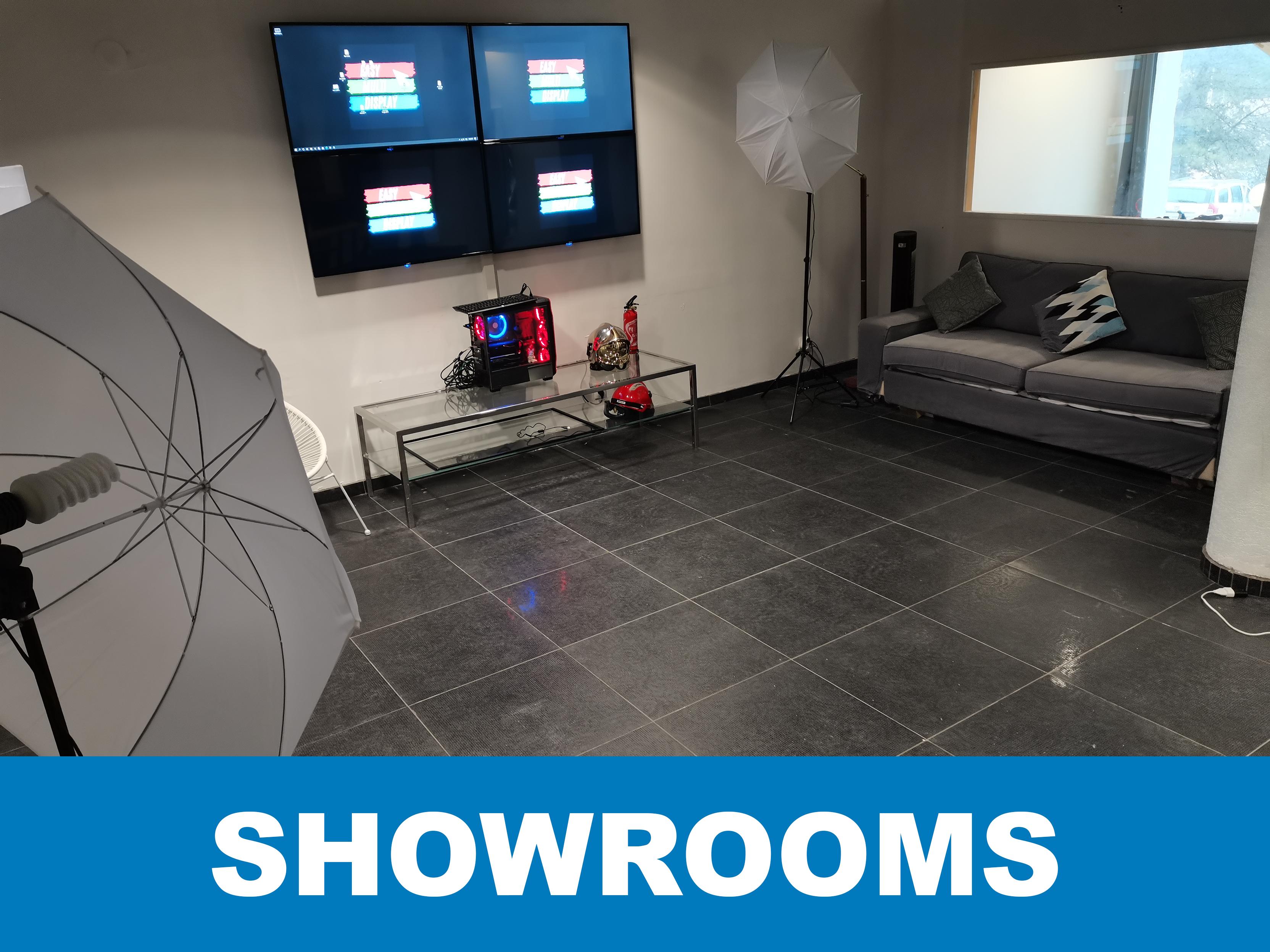 Showroom Montpellier